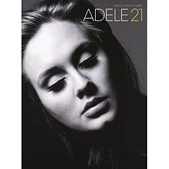 Music Sales Adele 21 - Piano / Vocal / Guitar « Songbook