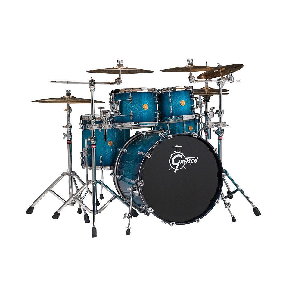 Gretsch new classic nc e824 osb drum kit for Classic house drums