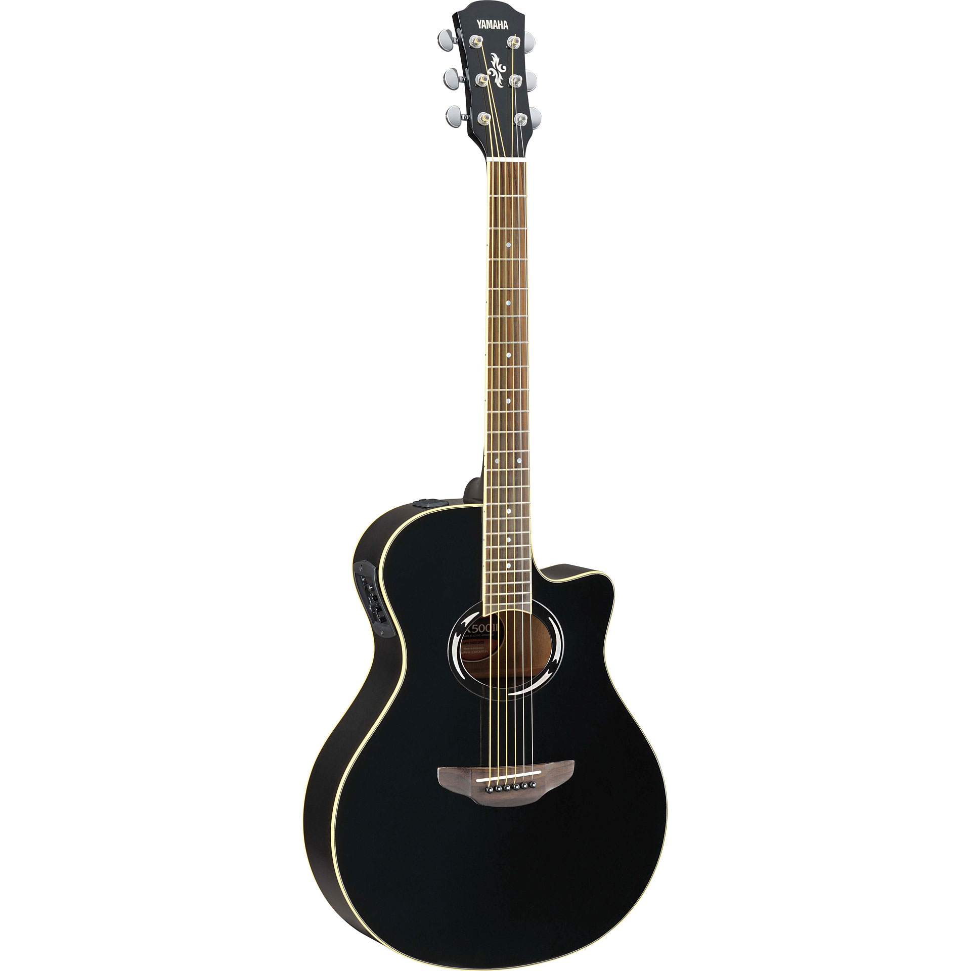 Yamaha apx500iii bl acoustic guitar for Yamaha apx series