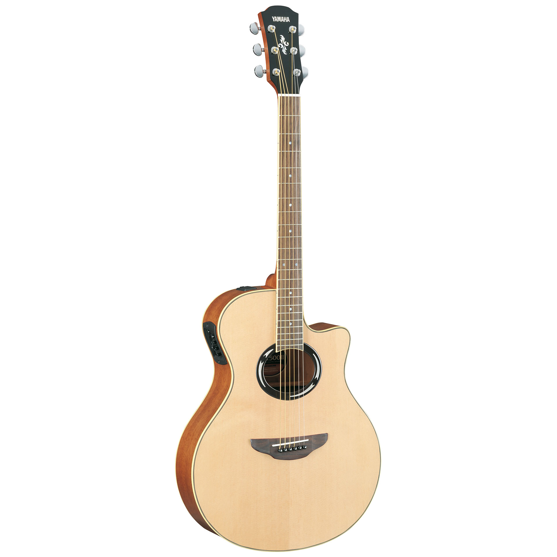 yamaha apx500iii nt acoustic guitar. Black Bedroom Furniture Sets. Home Design Ideas