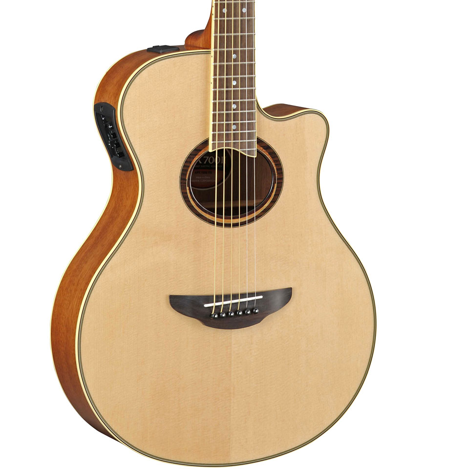 Yamaha apx700ii nt acoustic guitar for Yamaha apx series
