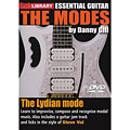 DVD Roadrock Lick Library The Modes The Lydian Mode (Steve Vai), DVDs