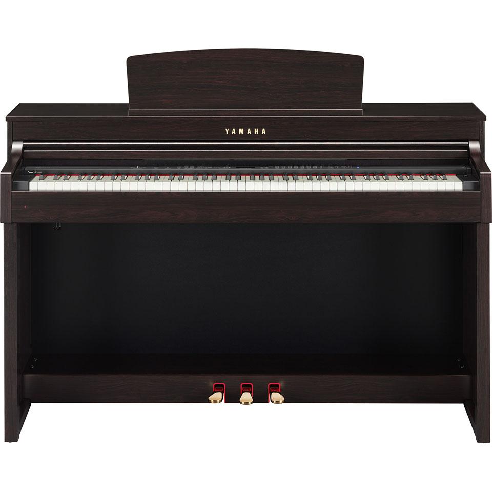 yamaha clavinova clp 440 rw digital piano. Black Bedroom Furniture Sets. Home Design Ideas