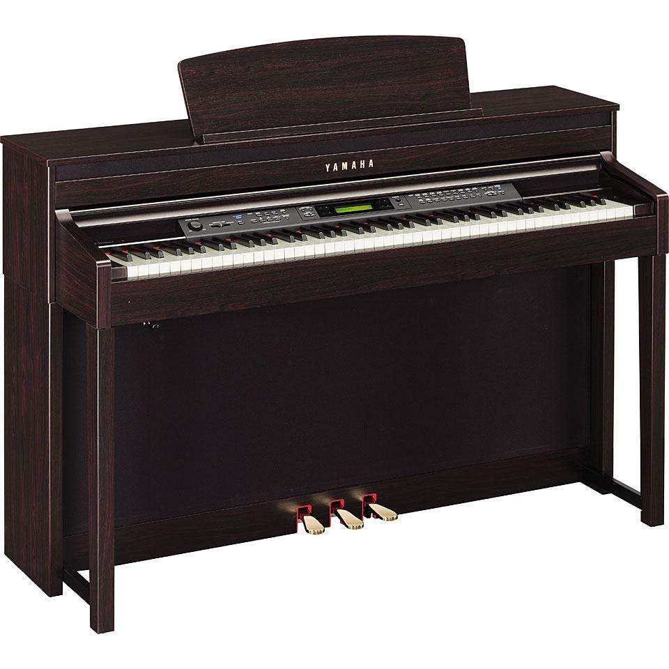 Yamaha clavinova clp 480 rw digital piano for Yamaha digital piano clavinova