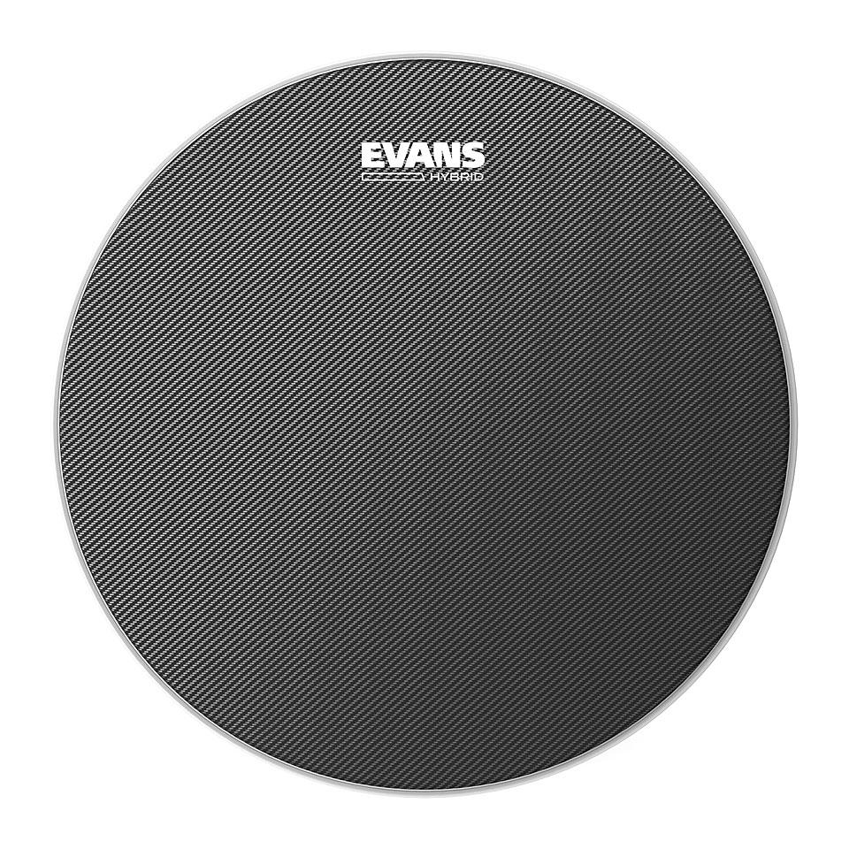 evans hybrid coated sb14mhg 14 parade snare head snare drumhead. Black Bedroom Furniture Sets. Home Design Ideas