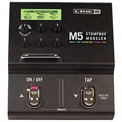 Line 6 M5 Stompbox Modeler « Multiefectos guitarra