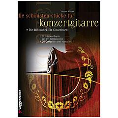 Voggenreiter Die schönsten Stücke für Konzertgitarre « Music Notes
