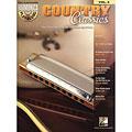 Συλλογές μουσικής Hal Leonard Harmonica Play-Along Vol.5 - Country Classics