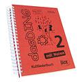 Βιβλίο τραγουδιών Dux Das Ding 2