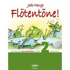 Holzschuh Jede Menge Flötentöne Bd.2 « Libros didácticos
