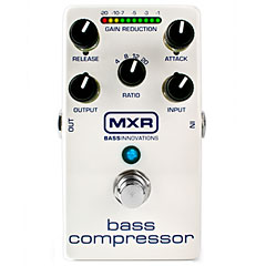 MXR M87 Bass Compressor « Bass Guitar Effect