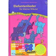 Kontakte Musikverlag Elefantenlieder für kleine Mäuse « Kinderbuch