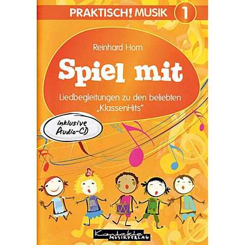 Kontakte Musikverlag Praktisch! Musik 1 - Spiel mit