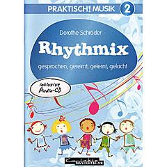 Kontakte Musikverlag Praktisch! Musik 2 - Rhythmix « Lehrbuch