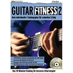 PPVMedien Guitar Fitness 2 « Instructional Book
