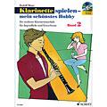 Libros didácticos Schott Klarinette spielen - mein schönstes Hobby Bd.2