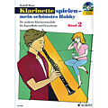 Instructional Book Schott Klarinette spielen - mein schönstes Hobby Bd.2, Wind Instruments