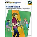 Recueil de Partitions Schott Klarinette spielen - mein schönstes Hobby Spielbuch 2