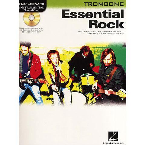 Hal Leonard Essential Rock for Trombone