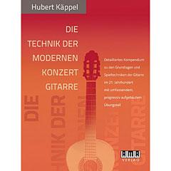 AMA Die Technik der modernen Konzertgitarre « Libros didácticos
