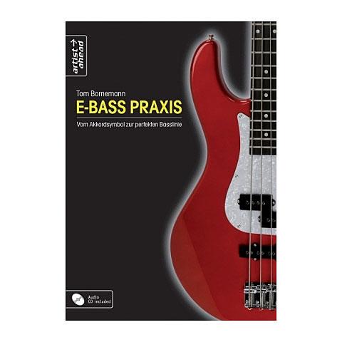 Manuel pédagogique Artist Ahead E-Bass Praxis