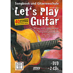 Hage Let's Play Guitar « Manuel pédagogique