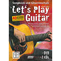 Instructional Book Hage Let's Play Guitar
