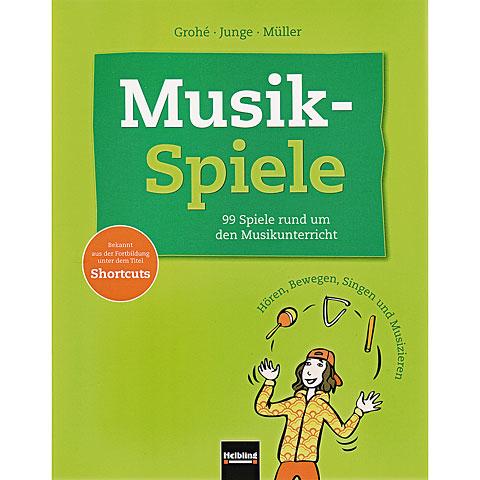 Libros didácticos Helbling Musikspiele