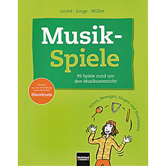 Helbling Musikspiele « Lehrbuch