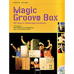 Helbling Magic Groove Box « Instructional Book