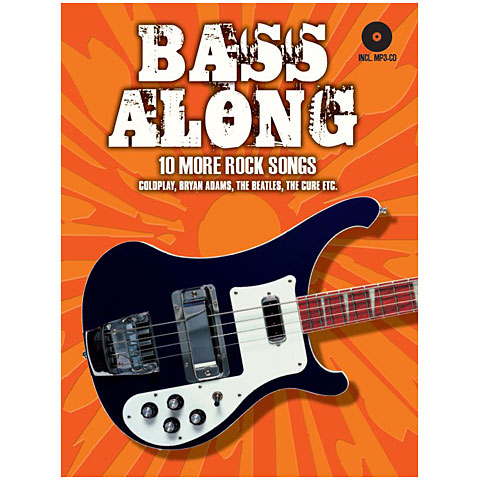 Bosworth Bass Along 10 More Rock Songs