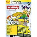 Schott Flöten-Hits für coole Kids Megastarke Popsongs 9 « Play-Along