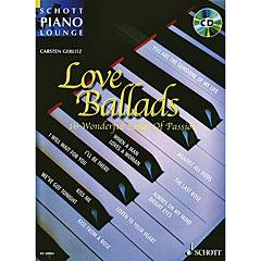Schott Piano Lounge Love Ballads