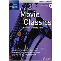 Schott Saxophone Lounge - Movie Classics Tenor Sax