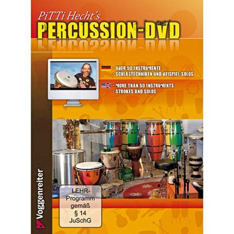 DVD Voggenreiter PiTTi Hechts Percussion-DVD