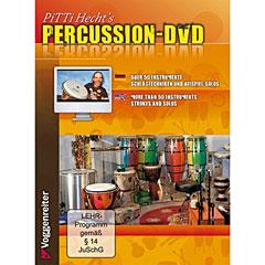 Voggenreiter Pitti Hecht's Percussion-DVD « DVD