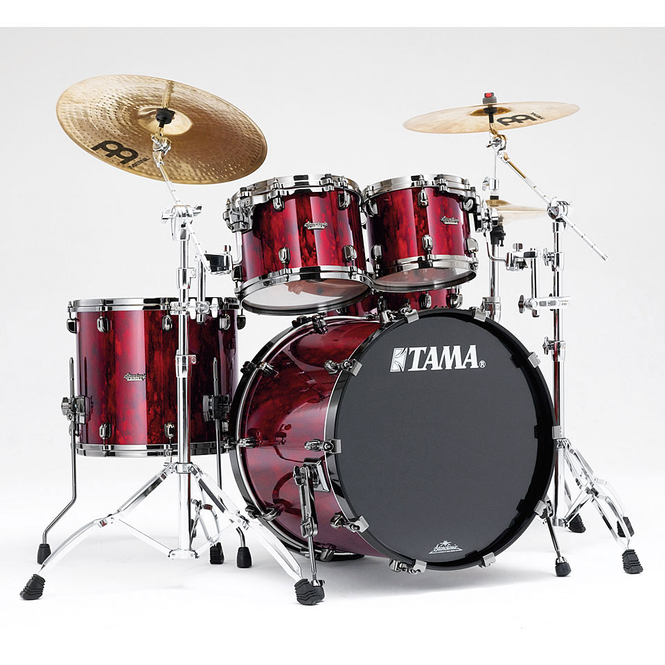 tama starclassic bubinga bl52zbns mrm drum kit. Black Bedroom Furniture Sets. Home Design Ideas