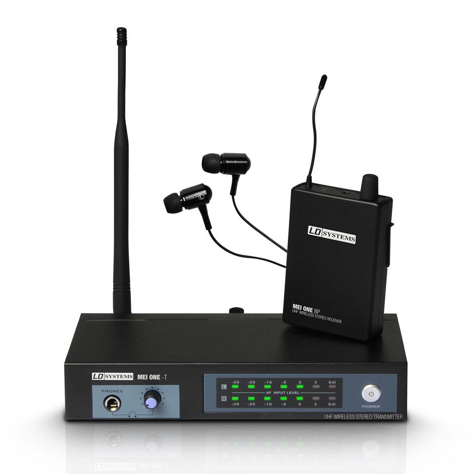 Ld Systems Mei One 2 171 In Ear Monitor