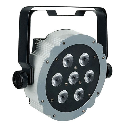 Lámpara LED Showtec Compact Par 7 Tri