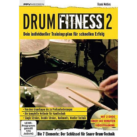 PPVMedien Drum Fitness 2