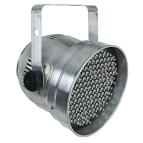 Lampe LED Showtec LED PAR 56 ECO short silver