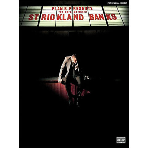 Songbook Music Sales Plan B Presents The Defamation Of Strickland Banks