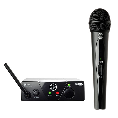 Funkmikrofon AKG WMS 40 Mini Vocal ISM1