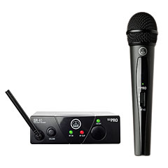 AKG WMS 40 Mini Vocal ISM1 « Wireless Systems
