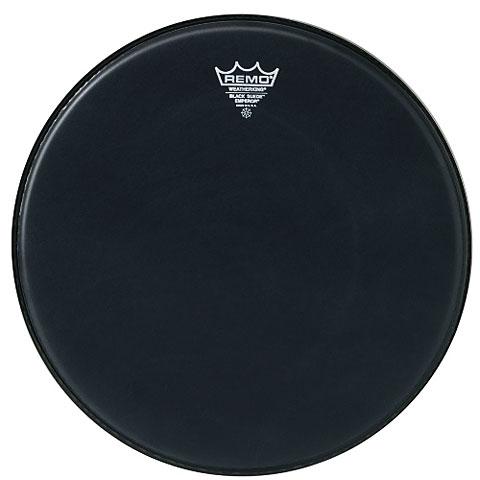 Remo Black Suede Emperor BE-0812-ES