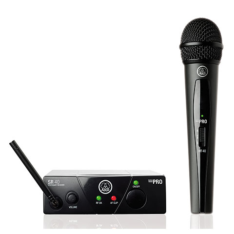 Funkmikrofon AKG WMS 40 Mini Vocal ISM2