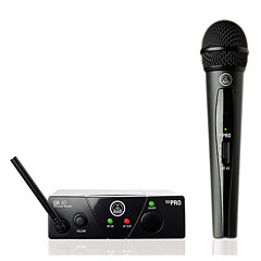 AKG WMS 40 Mini Vocal ISM2 « Micrófono inalámbrico