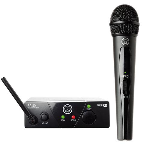 Micrófono inalámbrico AKG WMS 40 Mini Vocal ISM3
