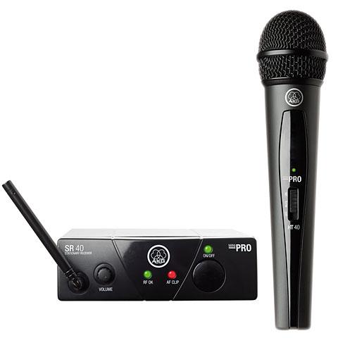 AKG WMS 40 Mini-Vocal-ISM3