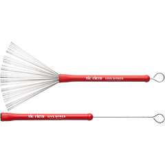Vic Firth LW Live Wires « Brushes